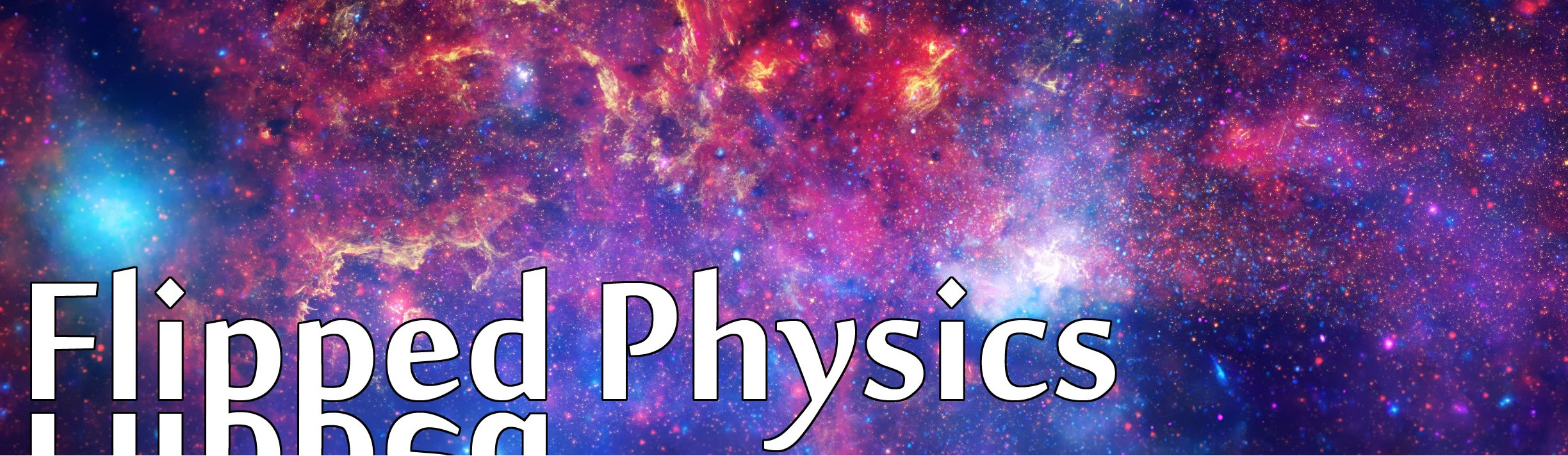 Flipped Physics Header
